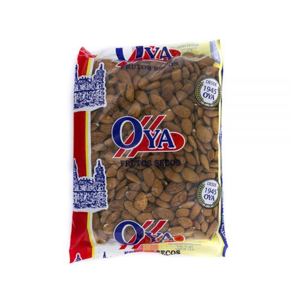 Bolsa de Almendra Cruda con Piel OYA 1kg