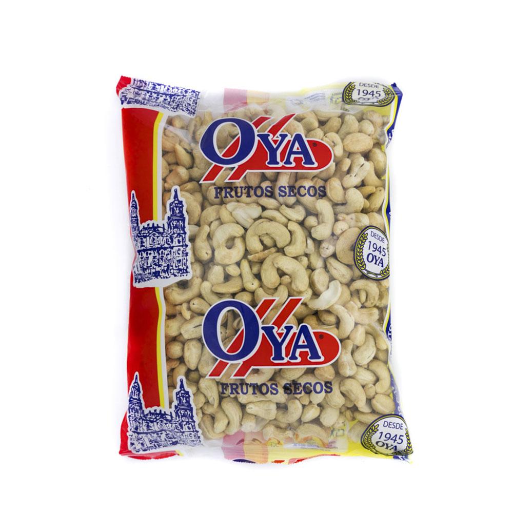 Bolsa de Anacardo crudo OYA 1kg