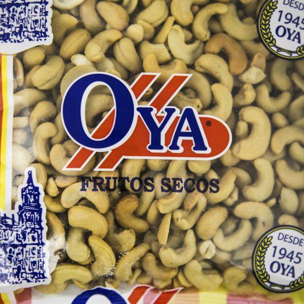 Frutos secos Anacardos fritos OYA 1kg