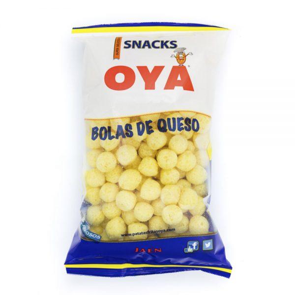 Bolsa de bolas de queso OYA