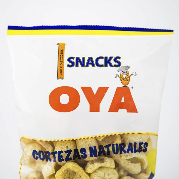 Snacks Cortezas Naturales OYA