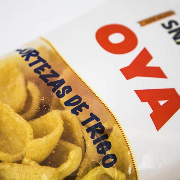 Snacks Cortezas de Trigo OYA