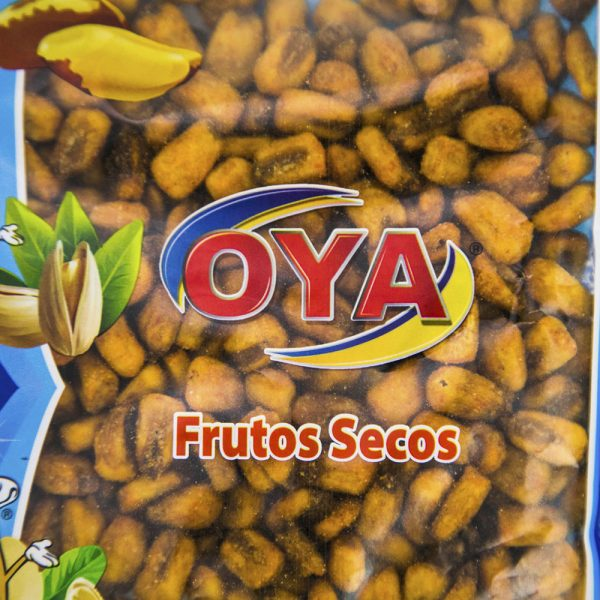 Sabor barbacoa Maíz Pequeño Barbacoa OYA