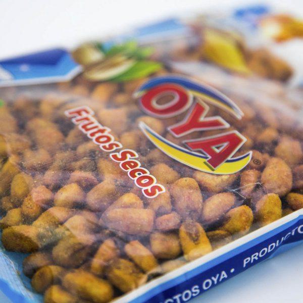 Frutos secos Maíz Pequeño Barbacoa OYA