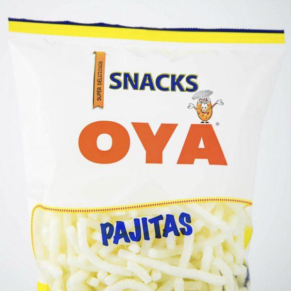 Snacks Pajitas OYA