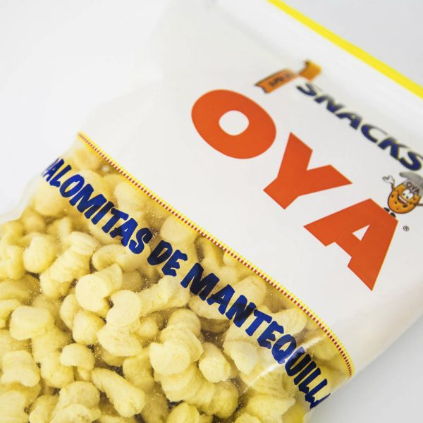 Snacks Palomitas de Mantequilla OYA