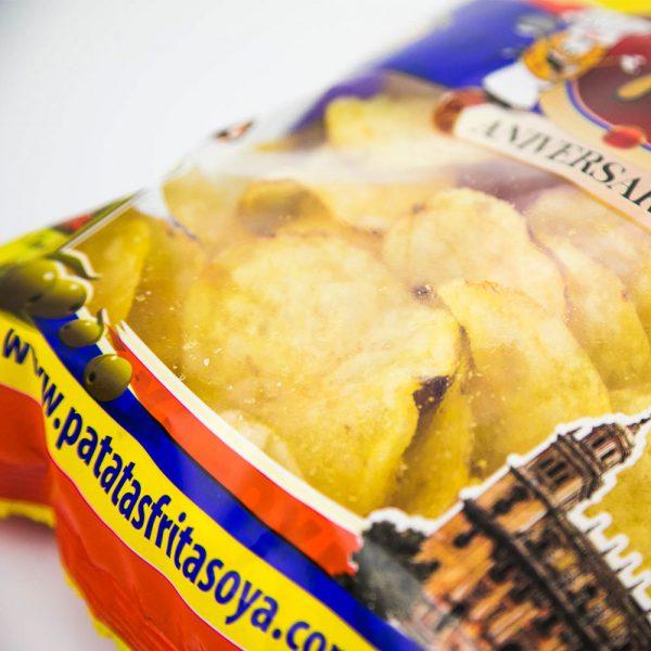 Bolsa Patatas Fritas OYA SIN GLUTEN