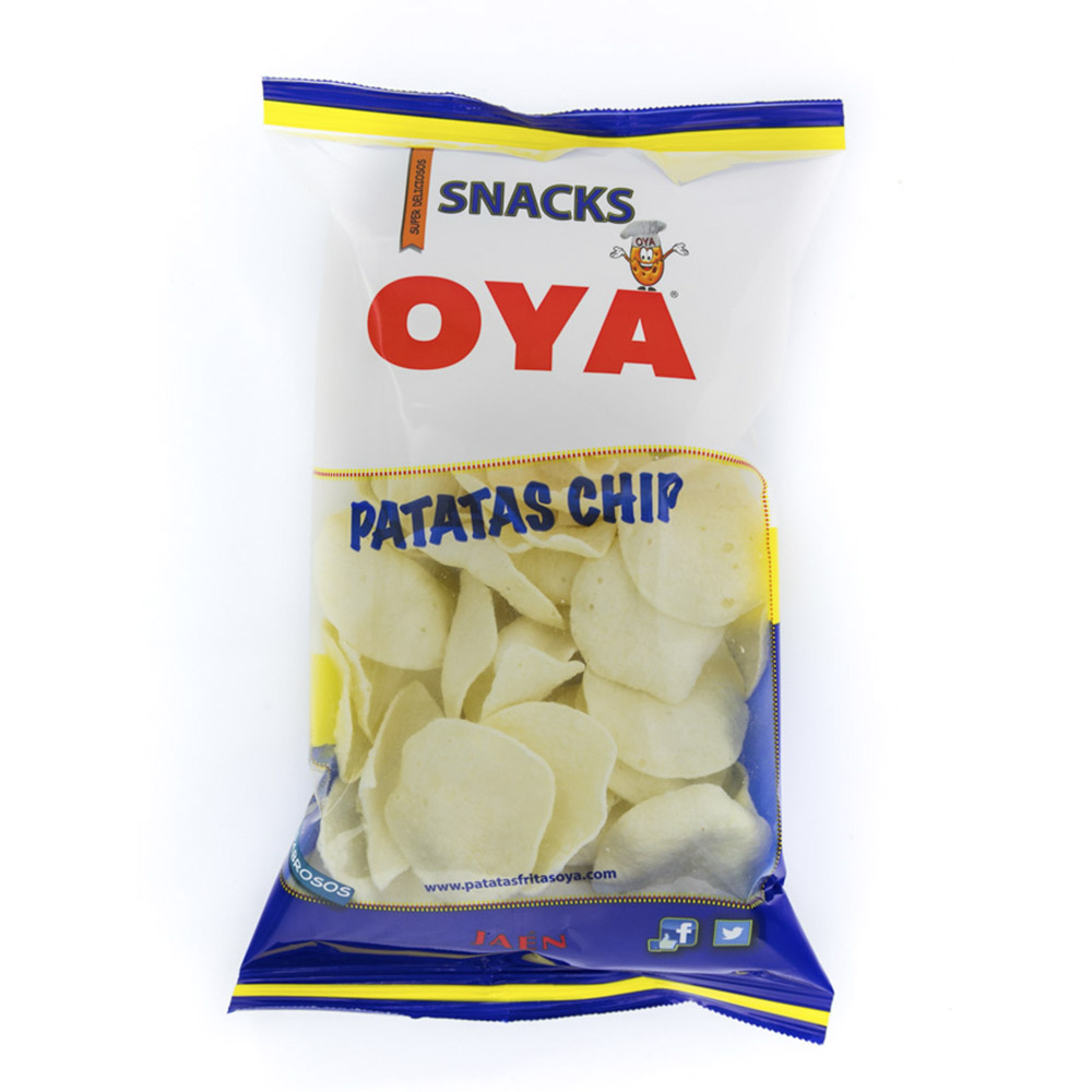 Bolsa de Patatas Chips OYA