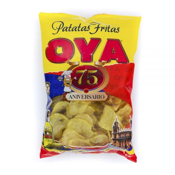Bolsa de Patatas Fritas OYA con Aceite de Oliva 1kg