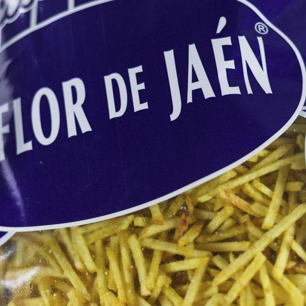 Snacks Patatas Paja La Flor de Jaén 1kg