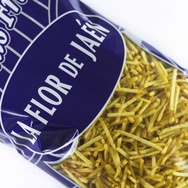 Snack Patatas Paja La Flor de Jaén 1kg