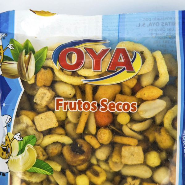 Frutos secos Revuelto de Frutos Secos OYA