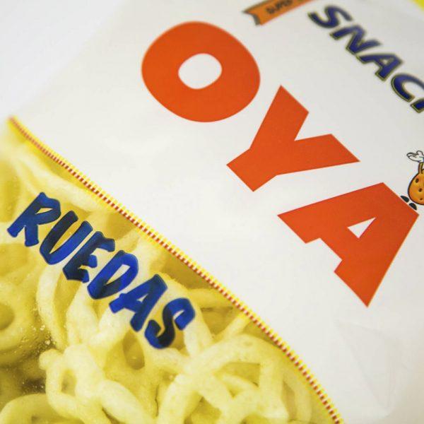 Snacks Ruedas de Trigo OYA