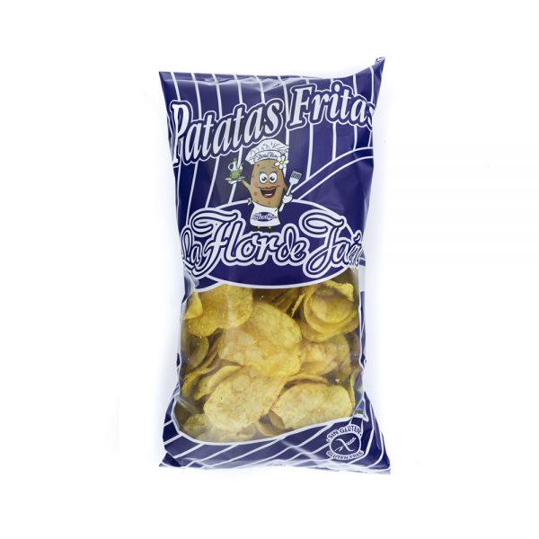 Bolsa de Patatas Fritas La Flor de Jaén 320g