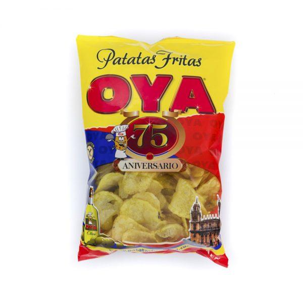 Bolsa de Patatas Fritas OYA con Aceite de Oliva 450g